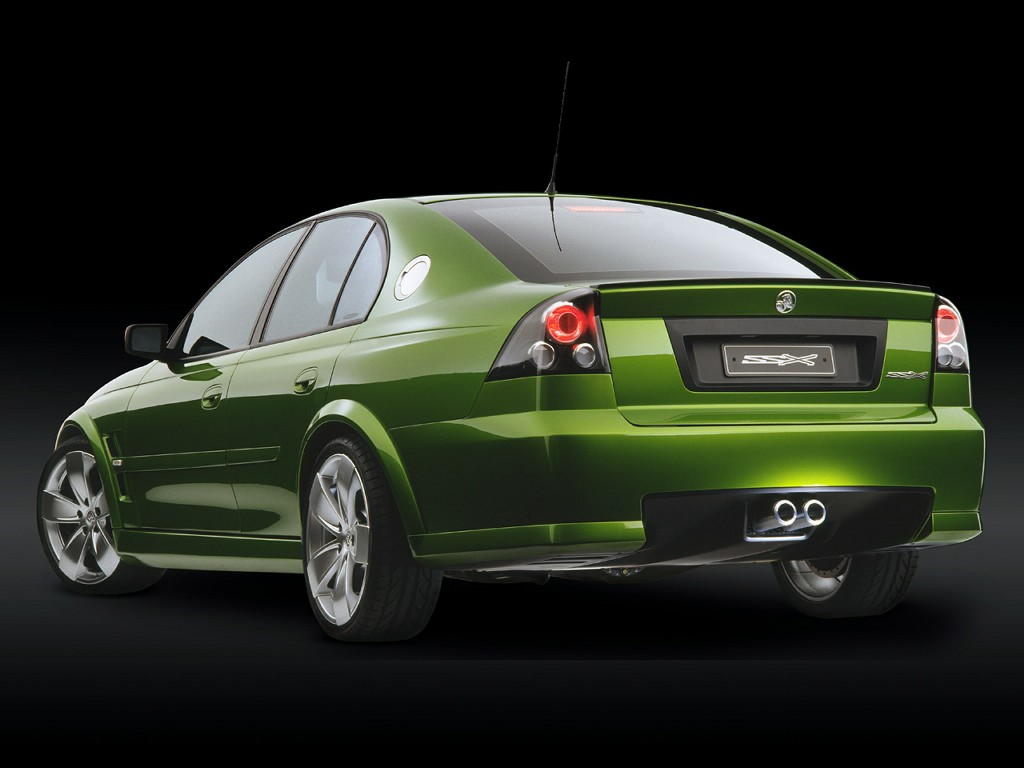 2002 Holden SSX Commodore Concept